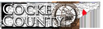 Cocke County Clerk Logo