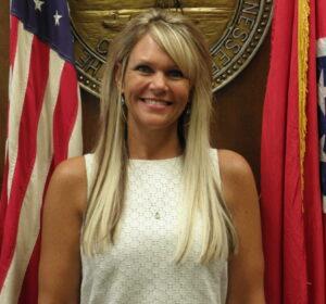 Shaleé McClure County Clerk